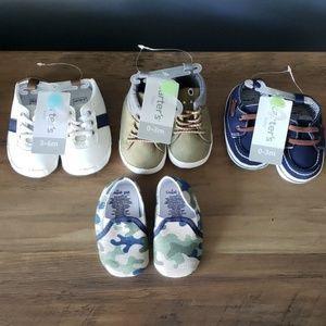 Baby Shoe Bundle NWT